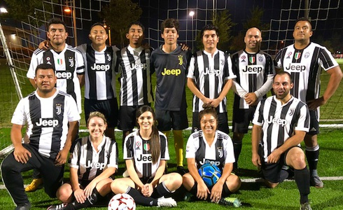 Adult soccer league california