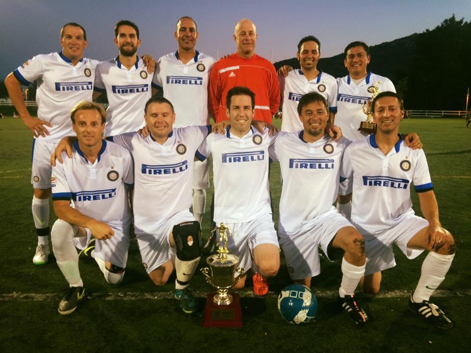 Title Adult soccer tournament