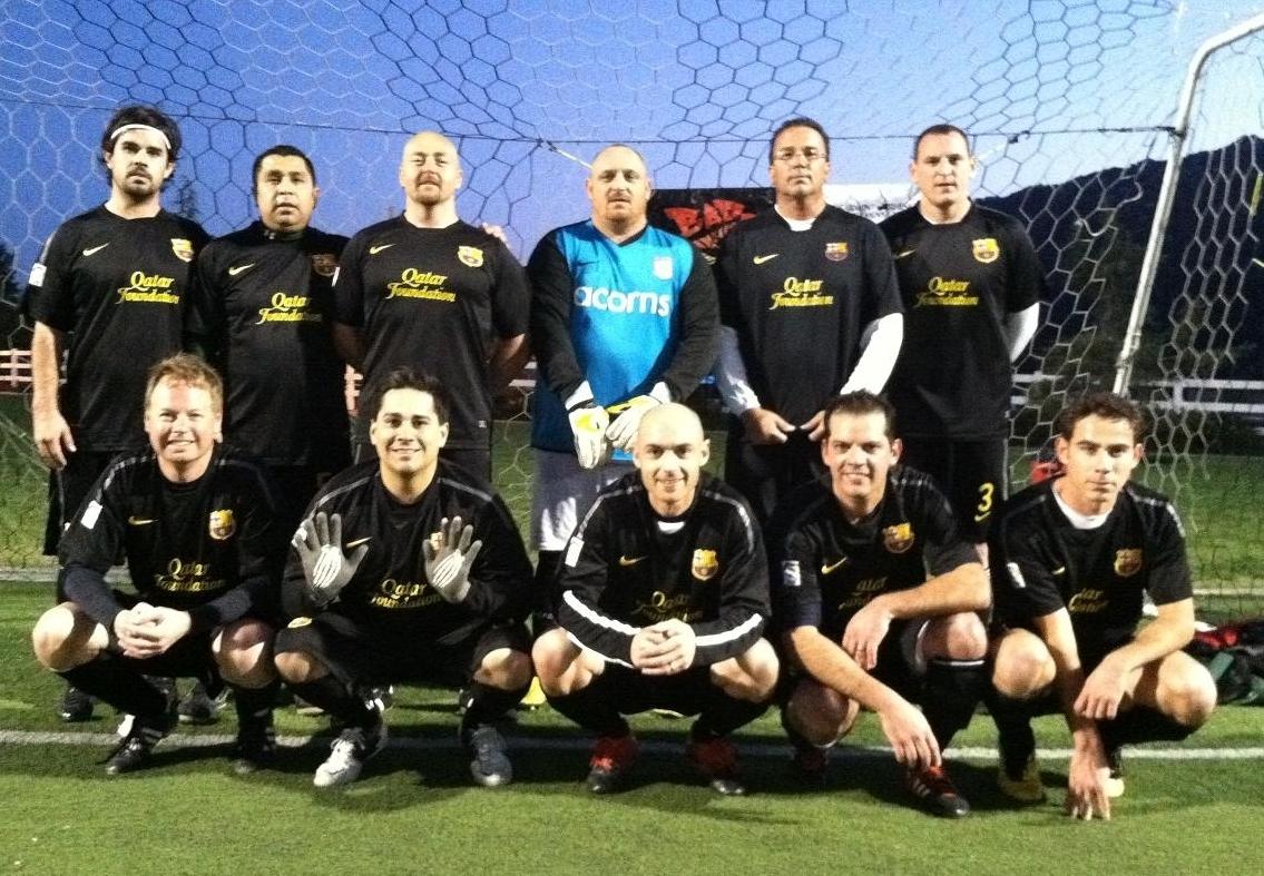Novel Adult soccer tournament